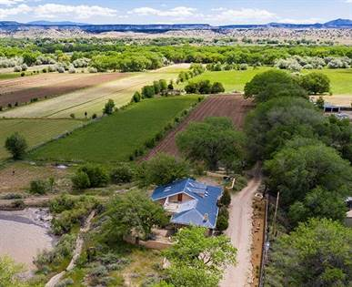 Farm And Agriculture for sale in 38 Sile Road, Pena Blanca, NM, 87041