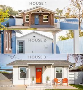 Multifamily for sale in 1113 E PORTLAND Street, Phoenix, AZ, 85006