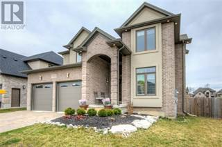 Single Family for sale in 738 HICKORYRIDGE COMMON, London, Ontario, N6G0M9
