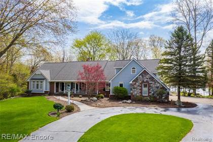Residential for sale in 4009 Dabish Drive, Orion Township, MI, 48362
