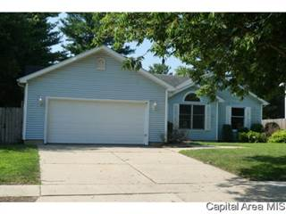 Single Family for sale in 3200  Blueberry Lane, Springfield, IL, 62711