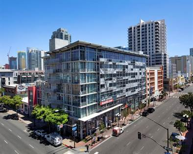 Apartment for rent in 655 Sixth Avenue, San Diego, CA, 92101