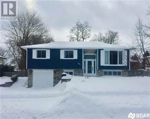 Single Family for sale in 234 CEDAR Crescent, Barrie, Ontario, L4N4A7