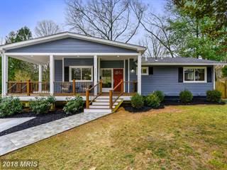 Single Family for sale in 3450 MILDRED DR, Falls Church, VA, 22042