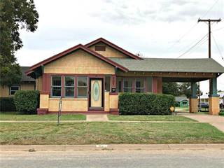 Single Family for sale in 707 N Avenue H, Haskell, TX, 79521