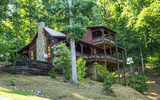 Single Family for sale in 126 HIGH POINT TRAIL, Blue Ridge, GA, 30513