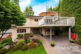 House for sale in 4576 COVE CLIFF ROAD, North Vancouver, British Columbia
