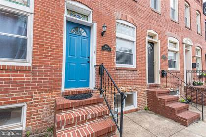 Residential Property for sale in 815 S DECKER AVE, Baltimore City, MD, 21224