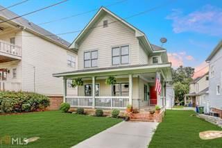 Single Family for sale in 93 Hammock Pl, Atlanta, GA, 30312