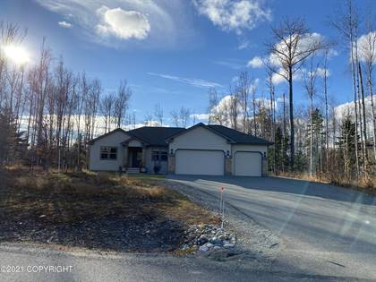 Residential Property for sale in 3872 S Upper Meadow Circle, Wasilla, AK, 99654