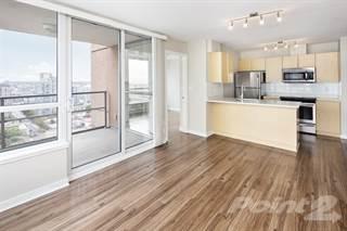 Apartment for rent in Metropolitan Towers - One Bedroom + Den, Vancouver, British Columbia