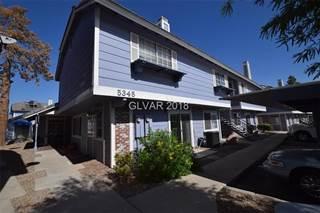 Condo for sale in 5345 ROD Court 102, Las Vegas, NV, 89122