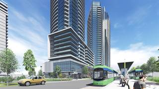 Condominium for sale in GEMMA Condos Pinnacle Uptown, Mississauga, Ontario, L5R0G8