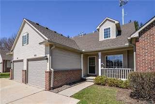 Condo for sale in 402 WOODFIELD SQUARE Lane, Brighton, MI, 48116