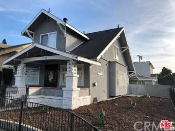 Multifamily for sale in 1054 W 45th Street, Los Angeles, CA, 90037