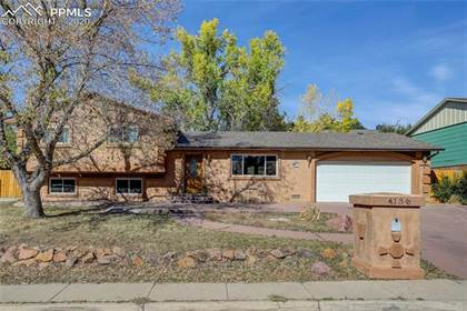 Residential Property for sale in 4138 Valli Vista Road, Colorado Springs, CO, 80909