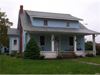 Single Family for sale in 204 East Pearl, Jerseyville, IL, 62052