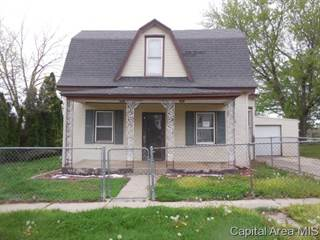 Single Family for sale in 407 W MAIN ST, Perry, IL, 62362