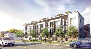 Townhouse for sale in SIX8PLUS Freehold Townhomes - 431 Royal York Road, Toronto, Ontario