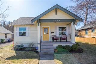 Single Family for sale in 1208 E 12th, Spokane, WA, 99202