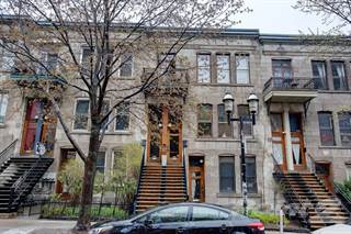 Apartment for sale in 3725 Rue Ste-Famille, Montreal, Quebec