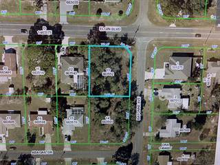 Land for sale in Elgin Blvd., Spring Hill, FL, 34608