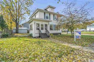 Single Family for sale in 729 W FRANKLIN ST, Jackson, MI, 49203