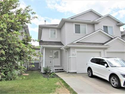 Single Family for sale in 13403 CUMBERLAND RD NW 3, Edmonton, Alberta, T6V1P9