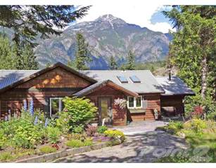 Single Family for sale in 10 E WALKERVILLE ROAD, Mount Currie, British Columbia