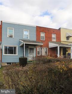 Residential for sale in 4509 FINNEY AVENUE, Baltimore City, MD, 21215