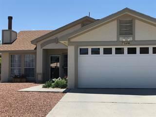 Residential Property for sale in 7340 Black Ridge Drive, El Paso, TX, 79912