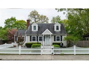Single Family for sale in 18 Glenwood Ave, Winchester, MA, 01890