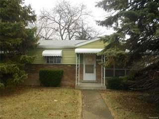 Single Family for sale in 26600 HOOVER Road, Warren, MI, 48089