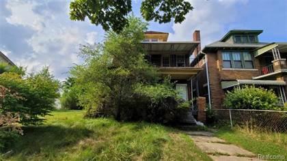 Multifamily for sale in 5374 SPOKANE Street, Detroit, MI, 48204