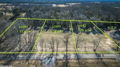 Lots And Land for sale in 12 Diamond Ice Rd, Greenbrier, AR, 72058