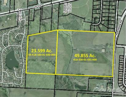 Lots And Land for sale in 526 Peachblow Rd, Lewis Center, OH, 43035
