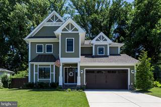 Single Family for sale in 517 VALLEY DRIVE SE, Vienna, VA, 22180