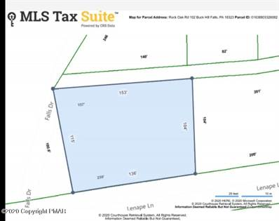 Lots And Land for sale in 102 Lenape Lane, Buck Hill Falls, PA, 18323