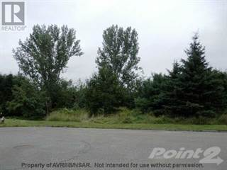 Land for sale in Lot 20 Cobblers Court, Wolfville, Nova Scotia