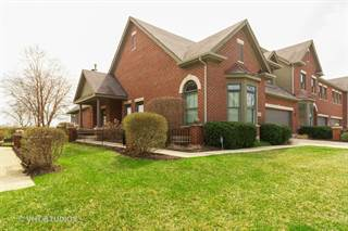 Townhouse for sale in 21749 Cappel Lane, Frankfort, IL, 60423
