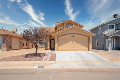 Residential Property for sale in 5709 RICK HUSBAND Drive, El Paso, TX, 79934