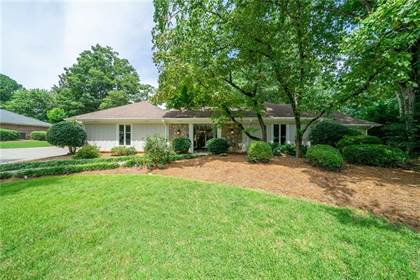 Residential for sale in 1385 Oakhaven Drive, Roswell, GA, 30075