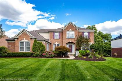 Residential Property for sale in 17318 OAK HILL Drive, Northville, MI, 48168