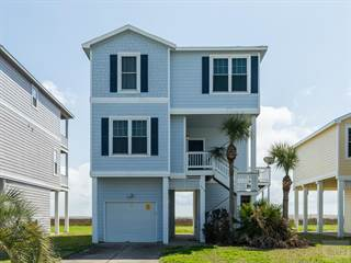 Single Family for sale in 4219 Green Heron Drive, Galveston, TX, 77554