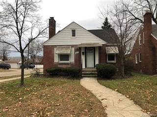 Single Family for rent in 1660 DREXEL Street, Dearborn, MI, 48128