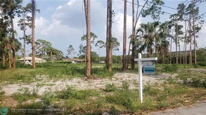 Lots And Land for sale in 5706 NW 74th Ter, Parkland, FL, 33067