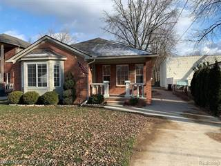 Single Family for rent in 8910 CARDWELL Street, Livonia, MI, 48150