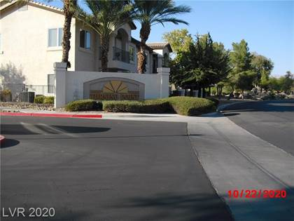 Residential Property for sale in 4830 GREY WOLF Lane 203, Las Vegas, NV, 89149