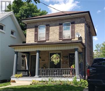 Single Family for rent in 31 PALMERSTON Avenue Unit UPPER, Brantford, Ontario, N3T4L1