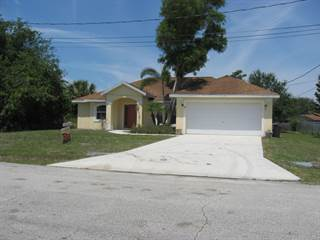 Single Family for rent in 509 SW Cherryhill Road, Port St. Lucie, FL, 34953
